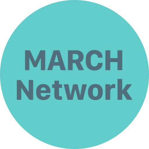 MARCH Network logo